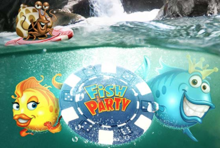 Fish Party Promotion