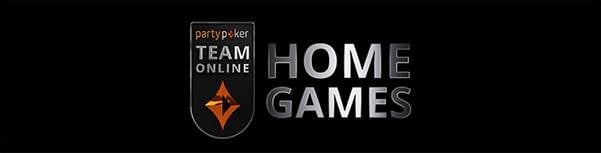 PartyPoker Home Games
