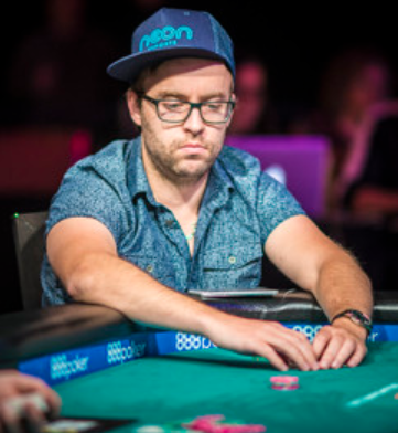 Robert Campbell WSOP Player of the Year 2019