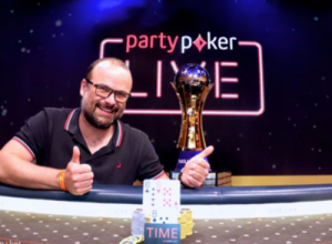 Lukas Zaskodny is the winner of the partypoker live millions europe main event