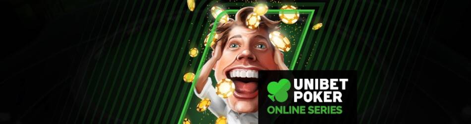 Unibet Is Distributing €400,000 Across The Tournaments This Month