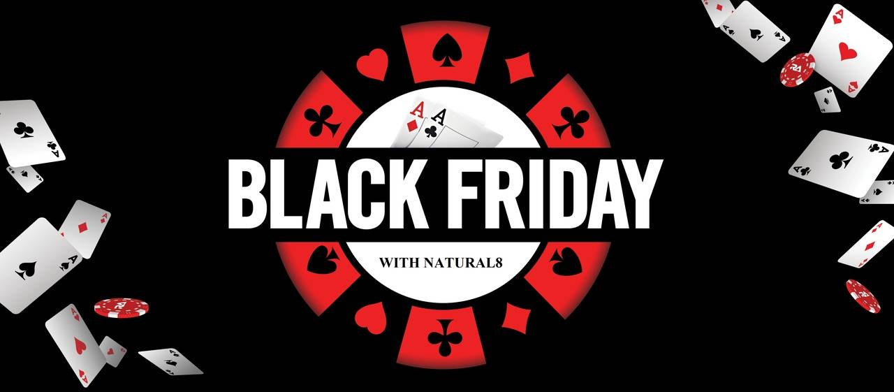 Black Friday with natural8