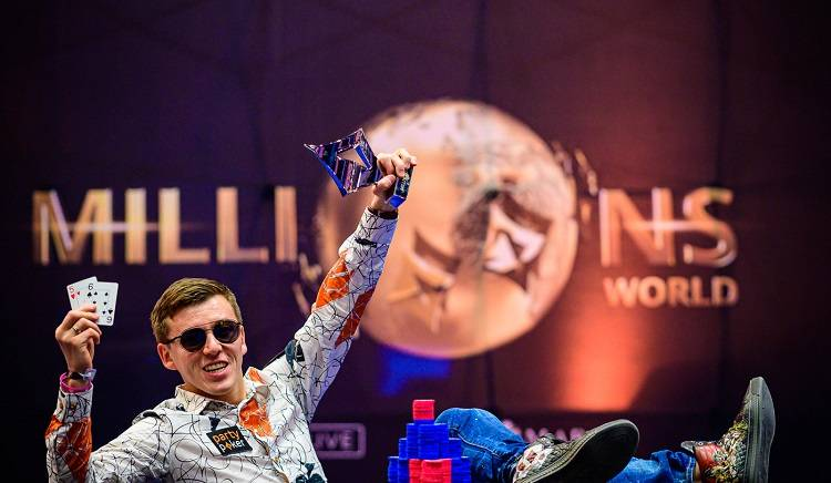 Filatov won high roller table