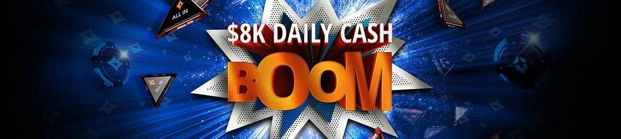 $8K Daily Cash Boom
