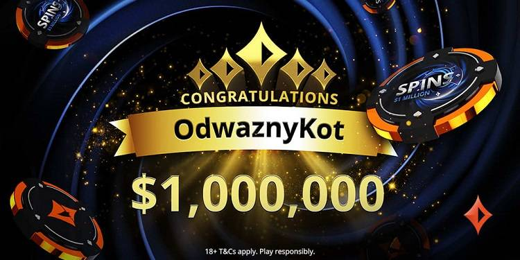 """""""OdwaznyKot"""" becomes newest partypoker SPINS millionaire"""