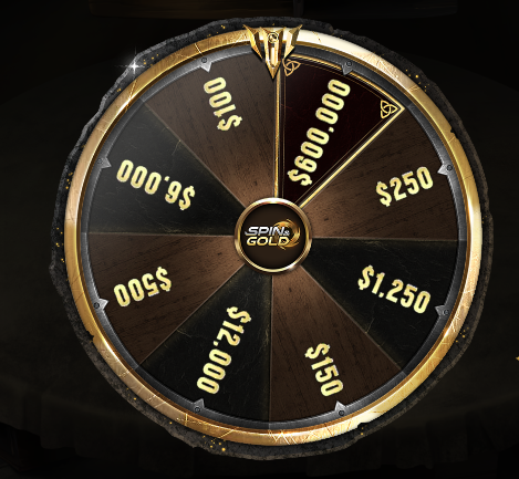 Spin & Gold Jackpot SNG variant available on Feb 28, 2020 in the GG network