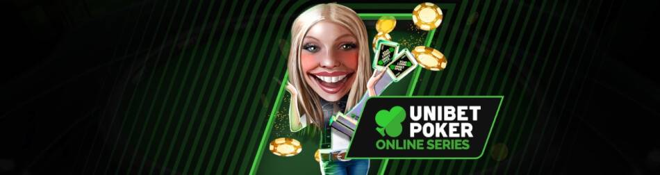 Unibet launches tournament series with 1 Million GTD