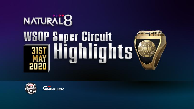 Highlights and Key Numbers from the WSOP Super Circuit 2020