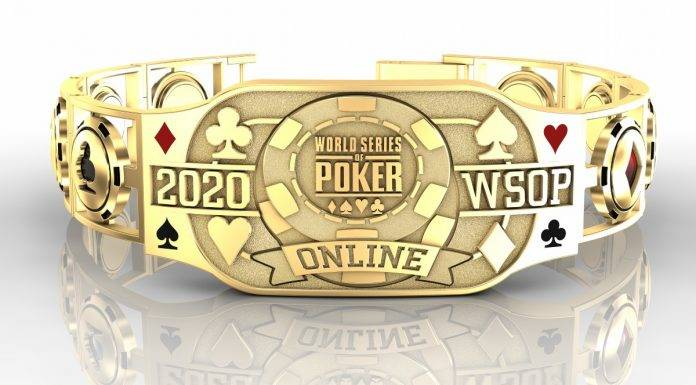 WSOP Ruffles Three More Online Bracelets
