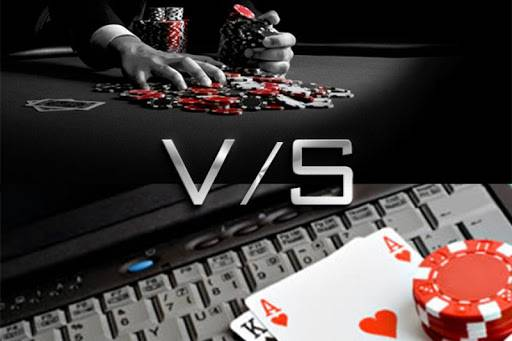 5 Vital Differences Between Online Poker And Live Poker