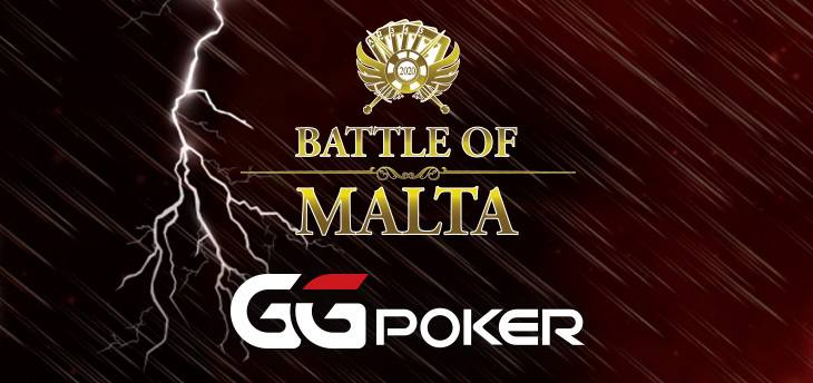 GGPoker & Battle Of Malta Announce $3,000,000 Main Event