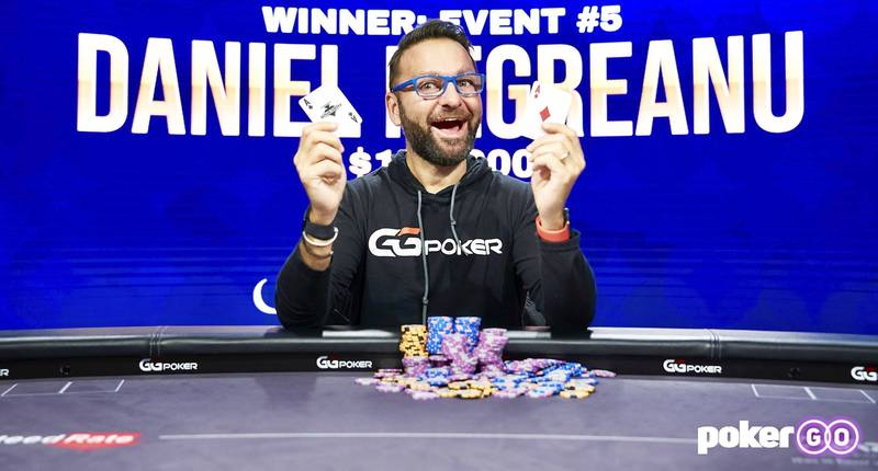 Daniel Negreanu Wins His First Poker Masters Title for $178,200